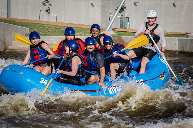 OKC Whitewater Rapids