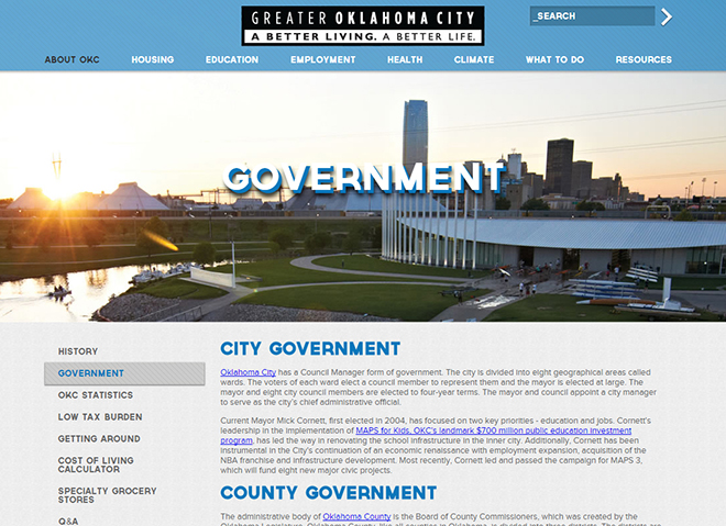 oklahoma jobs government