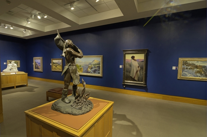 National Cowboy and Western Heritage Museum art