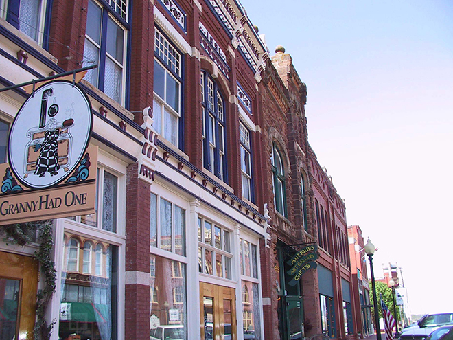 Historic Downtown Guthrie