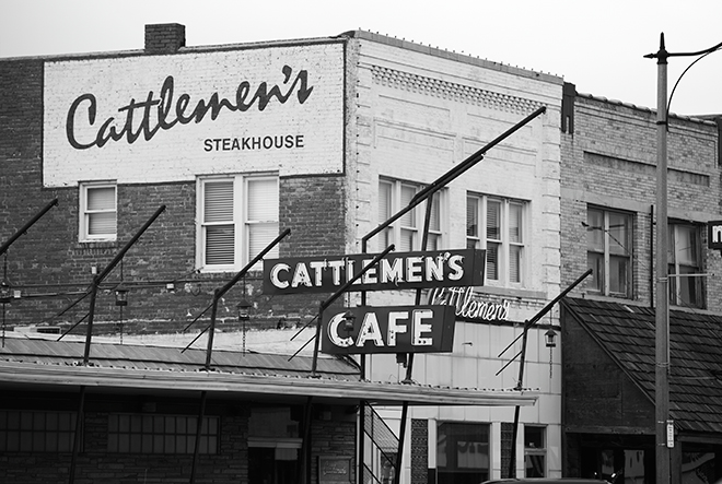 Historical Cattlemen\\\\\\\'s Cafe