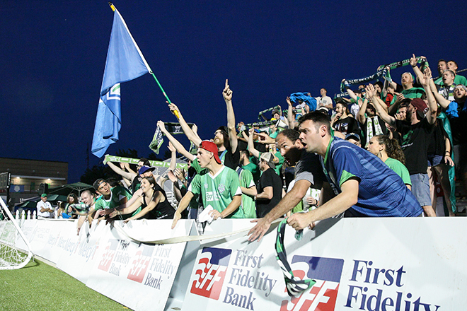 OKC Energy Fans  [Photo Credit: OKC Energy]