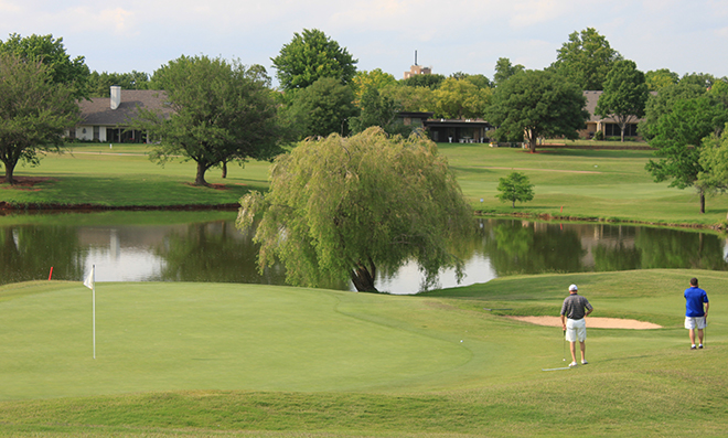 OKC Golf Course