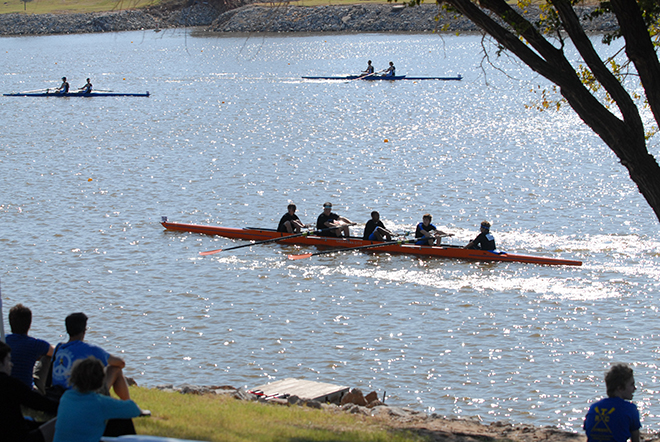 Regatta on the Oklahoma River