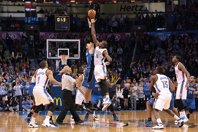 Oklahoma City Thunder [Photo Credit: Oklahoma City Thunder]