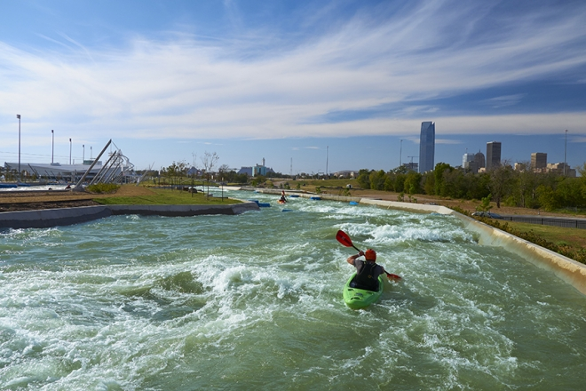 Riversport Rapids whitewater rafting
