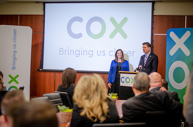 Cox News Conference