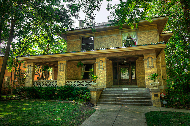 OKC Historic House