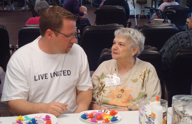 United Way Volunteer